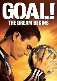 Goal the Dream Begins - (Region 1 Import DVD)