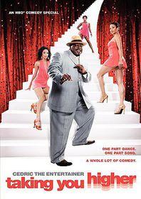 Cedric the Entertainer: Taking You Higher - (Region 1 Import DVD)
