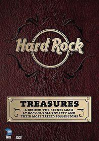 Hard Rock Treasures - (Region 1 Import DVD)