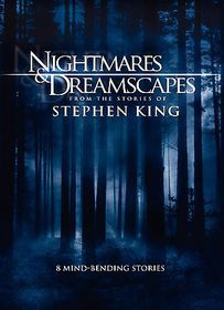 Nightmares & Dreamscapes Collection - (Region 1 Import DVD)