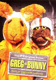 Greg the Bunny - Best of the Film Parodies - (Region 1 Import DVD)