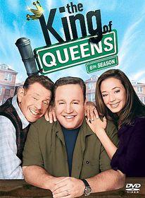 King of Queens:Complete Sixth Season - (Region 1 Import DVD)