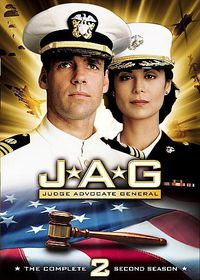 Jag:Complete Second Season - (Region 1 Import DVD)