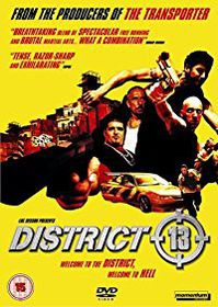 District 13 (DVD)