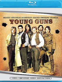 Young Guns - (Region A Import Blu-ray Disc)