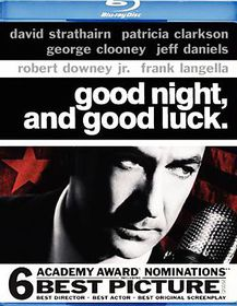 Good Night and Good Luck - (Region A Import Blu-ray Disc)