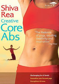 Shiva Rea:Creative Core Abs - (Region 1 Import DVD)