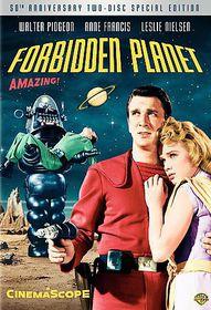 Forbidden Planet: 50th Anniversary Edition - (Region 1 Import DVD)