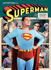 Adventures of Superman:Fifth & Sixth - (Region 1 Import DVD)