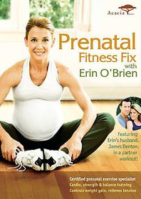 Prenatal Fitness Fix - (Region 1 Import DVD)