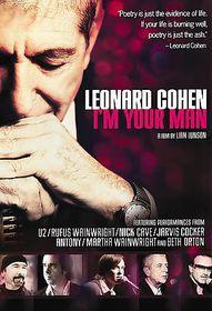 Leonard Cohen:I'm Your Man - (Region 1 Import DVD)