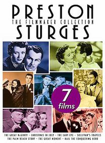 Preston Sturges:Filmaker Collection - (Region 1 Import DVD)