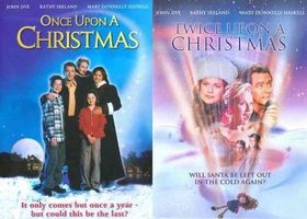 Once Upon A Christmas/Twice Upon A Christmas - (Region 1 Import DVD)