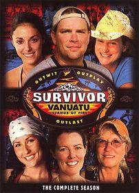 Survivor:Vanuatu Complete Season - (Region 1 Import DVD)
