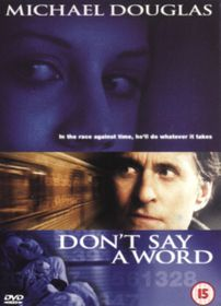 Don't Say A Word - (Import DVD)