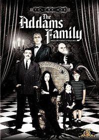 Addams Family Vol 1 - (Region 1 Import DVD)