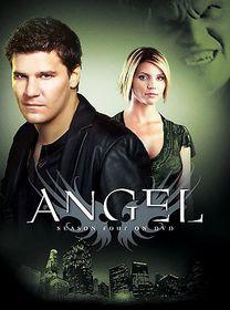 Angel Season 4 - (Region 1 Import DVD)