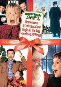 Christmas Classics Box Set - (Region 1 Import DVD)