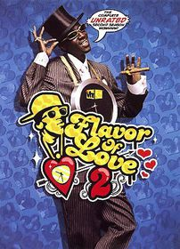 Flavor of Love - The Complete Unrated Second Season - (Region 1 Import DVD)