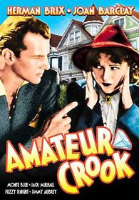 Amateur Crook - (Region 1 Import DVD)