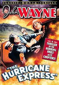 Hurricane Express Chapters 1-12 - (Region 1 Import DVD)