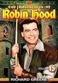 Adventures of Robin Hood Vol 15 - (Region 1 Import DVD)