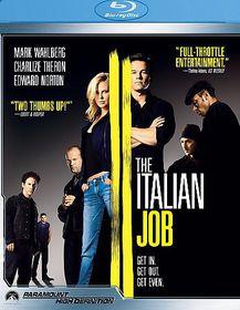 Italian Job - (Region A Import Blu-ray Disc)