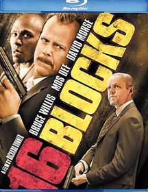 16 Blocks - (Region A Import Blu-ray Disc)