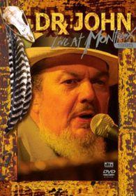Dr John-Live At Montreux 1995 - (Import DVD)