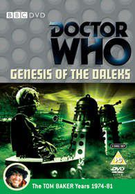 Dr Who-Genesis of the Daleks - (Import DVD)