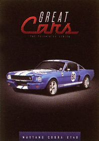 Great Cars:Mustang/Cobra/Gt40 - (Region 1 Import DVD)