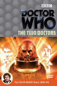 Doctor Who - The Two Doctors - (Import DVD)