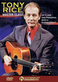 Tony Rice Master Class - (Region 1 Import DVD)