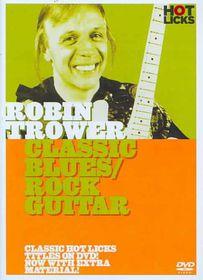 Robin Trower - Classic Blues/Rock Guitar - (Region 1 Import DVD)