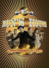 Run's House:Complete Seasons 1 & 2 - (Region 1 Import DVD)