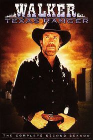 Walker, Texas Ranger: The Complete Second Season - (Region 1 Import DVD)