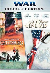 Gettysburg/Gods & Generals - (Region 1 Import DVD)