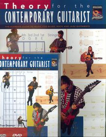 Theory for the Contemporary Guitarist - (Region 1 Import DVD)
