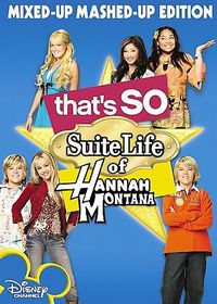 That's So Suite Life of Hannah Montana: Mixed Up, Mashed Up Edition - (Region 1 Import DVD)