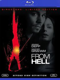 From Hell - (Region A Import Blu-ray Disc)