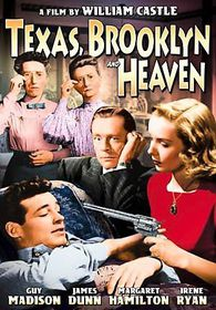 Texas Brooklyn & Heaven - (Region 1 Import DVD)