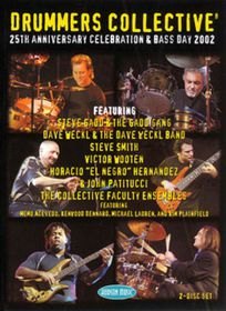 Drummers Collective-25th Ann. - (Import DVD)