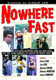 Nowhere Fast - (Region 1 Import DVD)