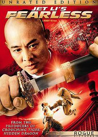 Jet Li's Fearless - (Region 1 Import DVD)