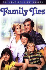 Family Ties:Complete First Season - (Region 1 Import DVD)