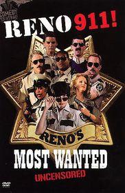 Reno 911! - Reno's Most Wanted Uncensored - (Region 1 Import DVD)