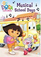 Dora the Explorer - Musical School Days - (Region 1 Import DVD)