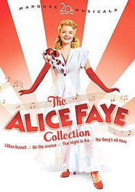 Alice Faye Collection - (Region 1 Import DVD)