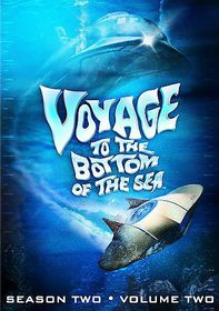 Voyage to the Bottom of the Sea - Season 2: Vol. 2 - (Region 1 Import DVD)