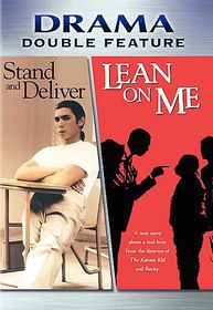 Stand and Deliver/Lean on Me - (Region 1 Import DVD)